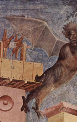 diavoli giotto