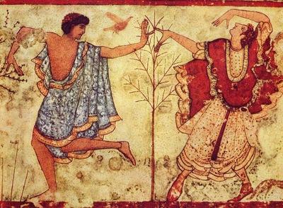 etruskischer meister