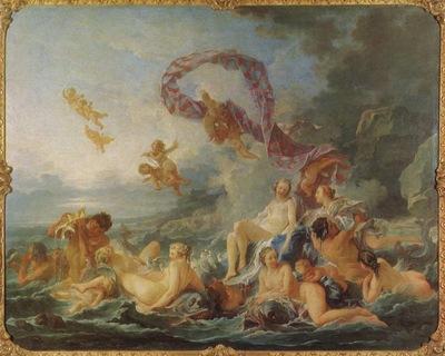 francois boucher venus triumf 1740