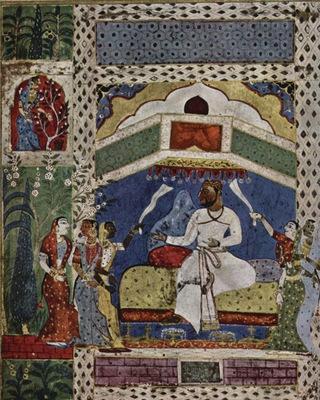 indischer maler um 1565
