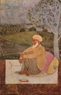 indischer maler um 1630