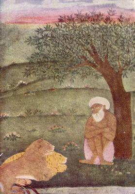 indischer maler um 1650 ii