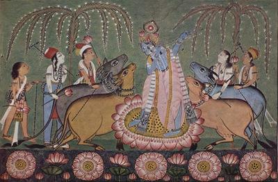 indischer maler um 1740