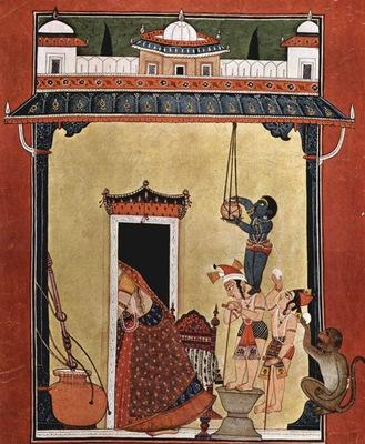 indischer maler um 1750 i