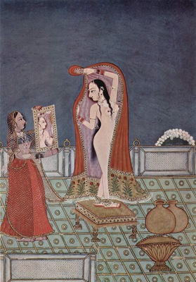 indischer maler von 1775