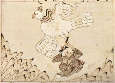 irakischer maler um 1280