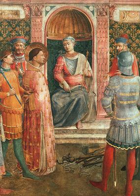 Lawrence before Valerianus