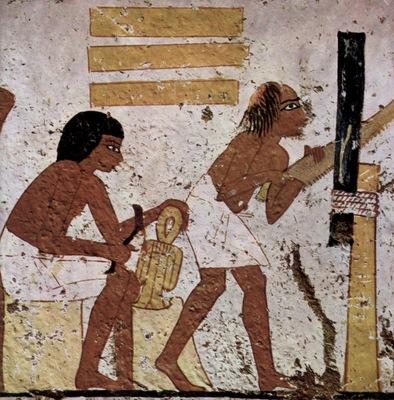 maler der grabkammer der bildhauer nebamun und ipuki