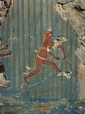 maler der grabkammer des amenemhet