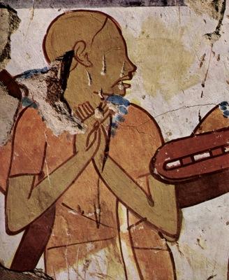 maler der grabkammer des horemhab