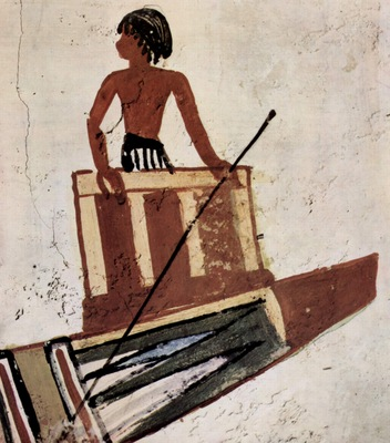 maler der grabkammer des menna