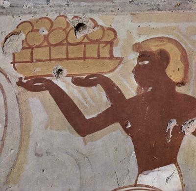 maler der grabkammer des nebamun