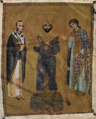 meister der predigtsammlung des heiligen johannes chrysostomus