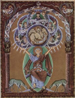 meister des evangeliars ottos iii