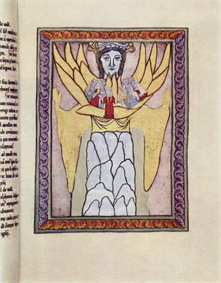 meister des hildegardis codex