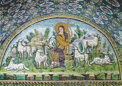 meister des mausoleums der galla placidia in ravenna
