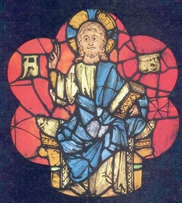 oberrheinischer meister um 1240
