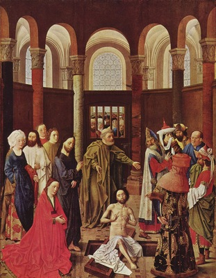 ouwater aelbert van the raising of lazarus c