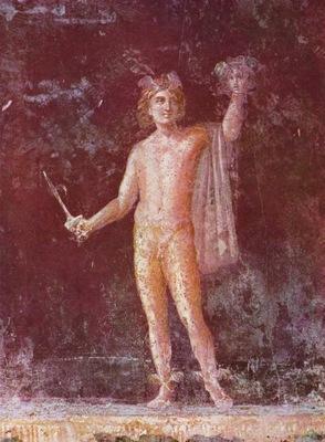pompejanischer maler des 1  jahrhunderts