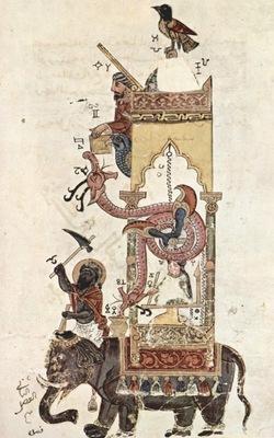 syrischer maler um 1315