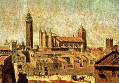 templo mudejar del pilar en