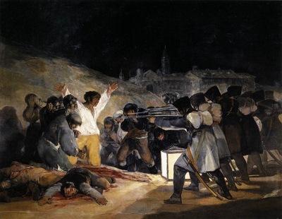 Tres de Mayo by Goya