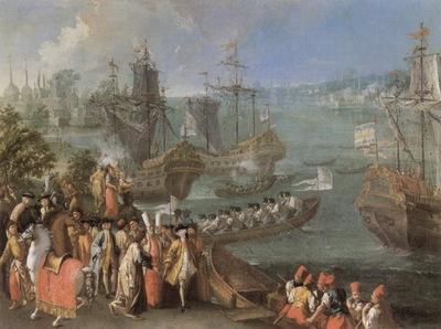 venezianischer meister um 1750