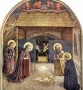 Adorazione del Bambino Beato Angelico