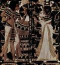 aegyptischer maler um 1350 v  chr