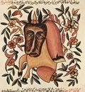arabischer maler des 18  jahrhunderts