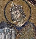 byzantinischer mosaizist um 1000