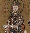 byzantinischer mosaizist um 1118