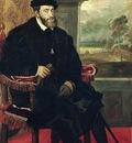 Charles V Holy Roman Emperor by Tizian