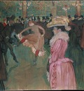 HenriDeToulouse Lautrec AtTheMoulinRouge TheDance 1889 90 VR