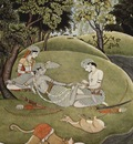 indischer maler von 1780