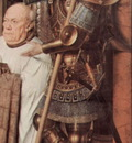 Jan Van Eyck Brugge Madonna Child canon VanderPaele parade armour