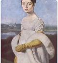 Jean Auguste Dominique Ingres Mademoiselle Riviere