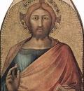 Lippo Vanni Il Redentore benedicente c  1317