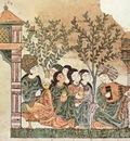 maler der geschichte von bayad und riyad