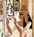 Maler der Grabkammer der Nefertari 004 retouched