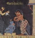 meister der bhagavata purana handschrift