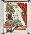 meister des book of lindisfarne