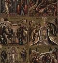 meister des mosaiks der grossen kirchenfeiertage