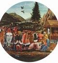 norditalienischer meister im stil des pisanello