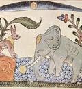 syrischer maler von 1354