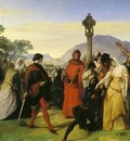 The Sicilian Vespers by Francesco Hayez