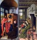 Werl Triptychons