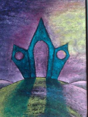LA CATTEDRALE (50 x 70)