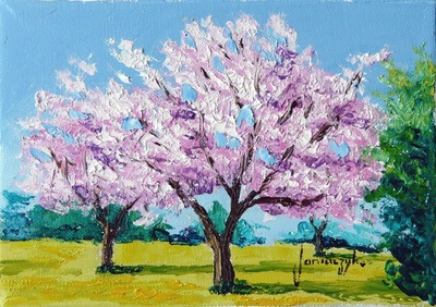 "JANIACZYK jean-Marc ""CHERRY BLOSSOMS"""