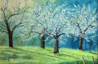 """Jean-Marc JANIACZYK """"orchard"""